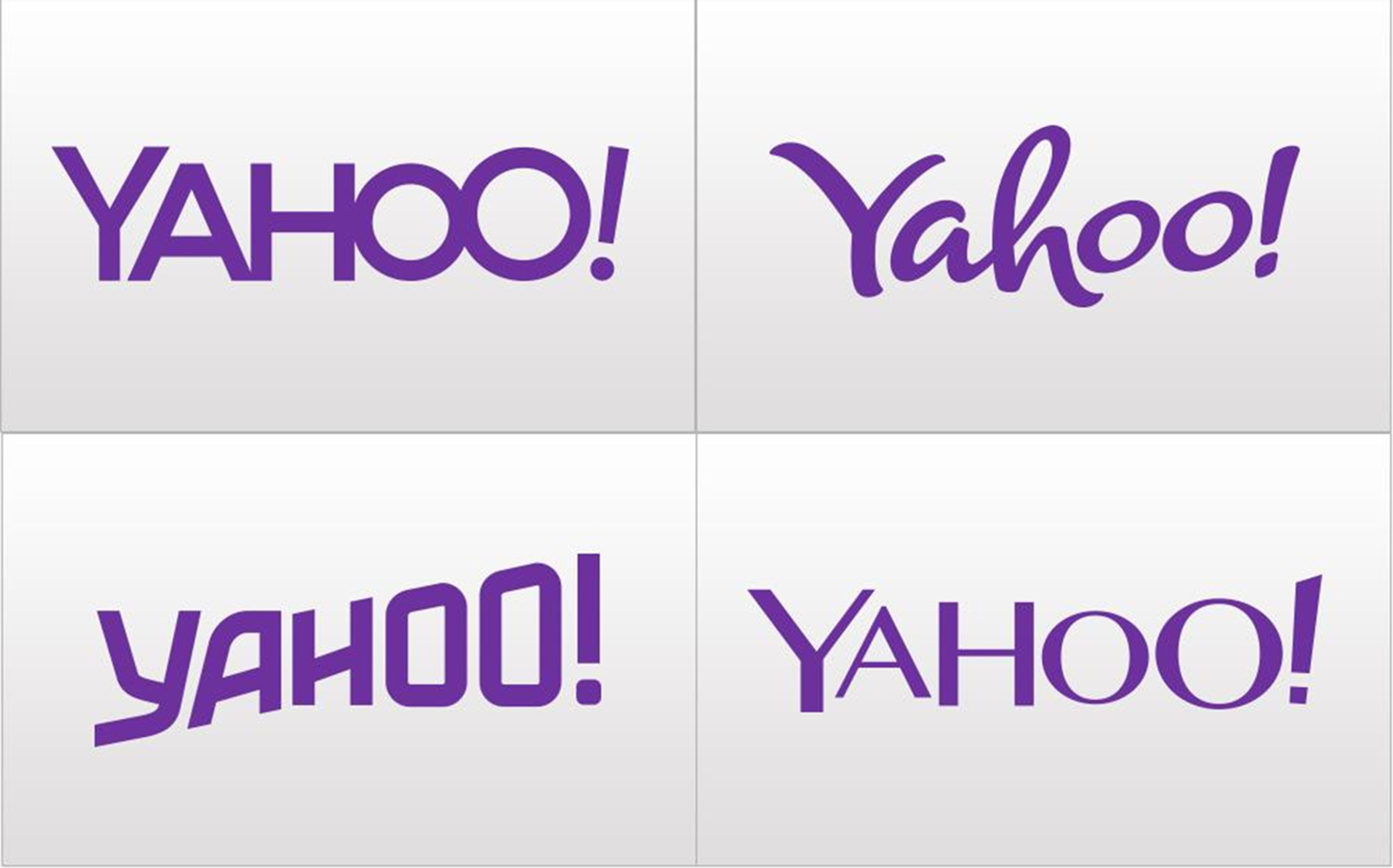 Yahoo news - Ahead Of Its Re Launch Tomorrow Yahoo Has Been Releasing A Different Version Of Its Logo Every Day For The Past 30 Days This Is Certainly An Innovative